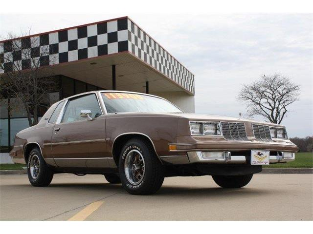 1985 Oldsmobile Cutlass | 930991