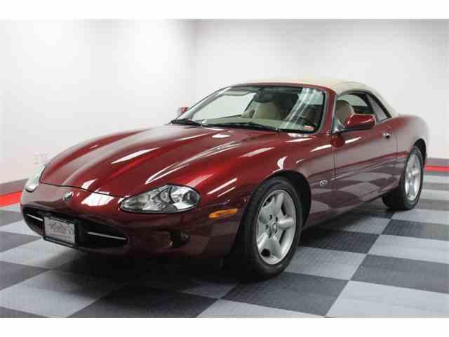 1997 Jaguar XK   939910