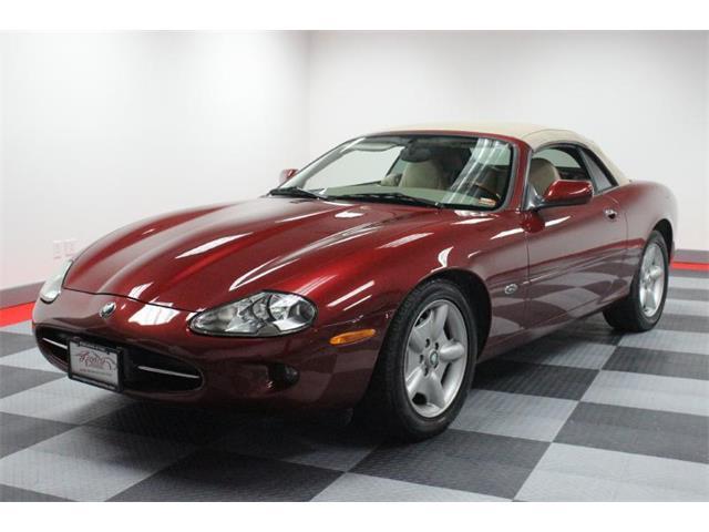 1997 Jaguar XK | 939910