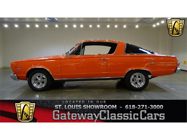 1966 Plymouth Barracuda | 939919