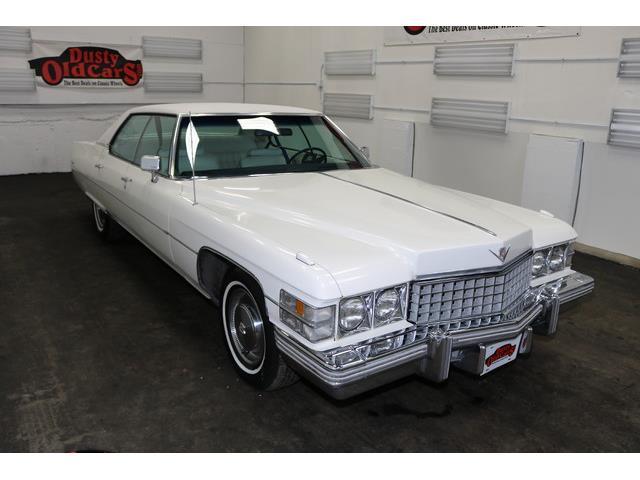 1974 Cadillac DeVille | 939926