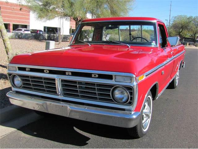 1974 Ford F100 | 939947