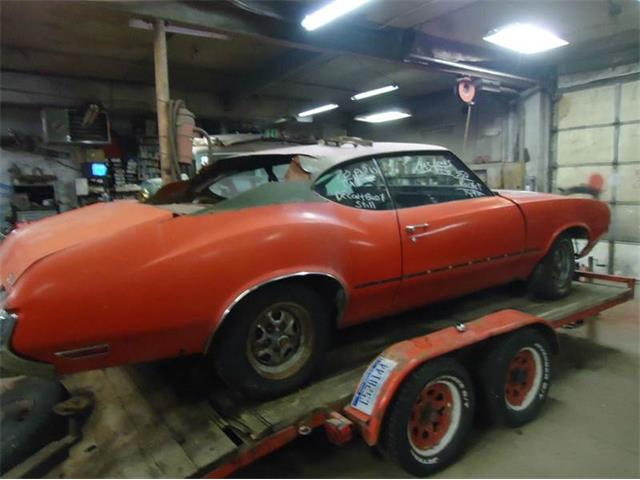 1971 Oldsmobile Cutlass Supreme | 939950