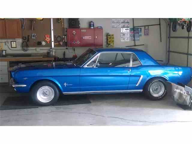 1965 Ford Mustang | 939957