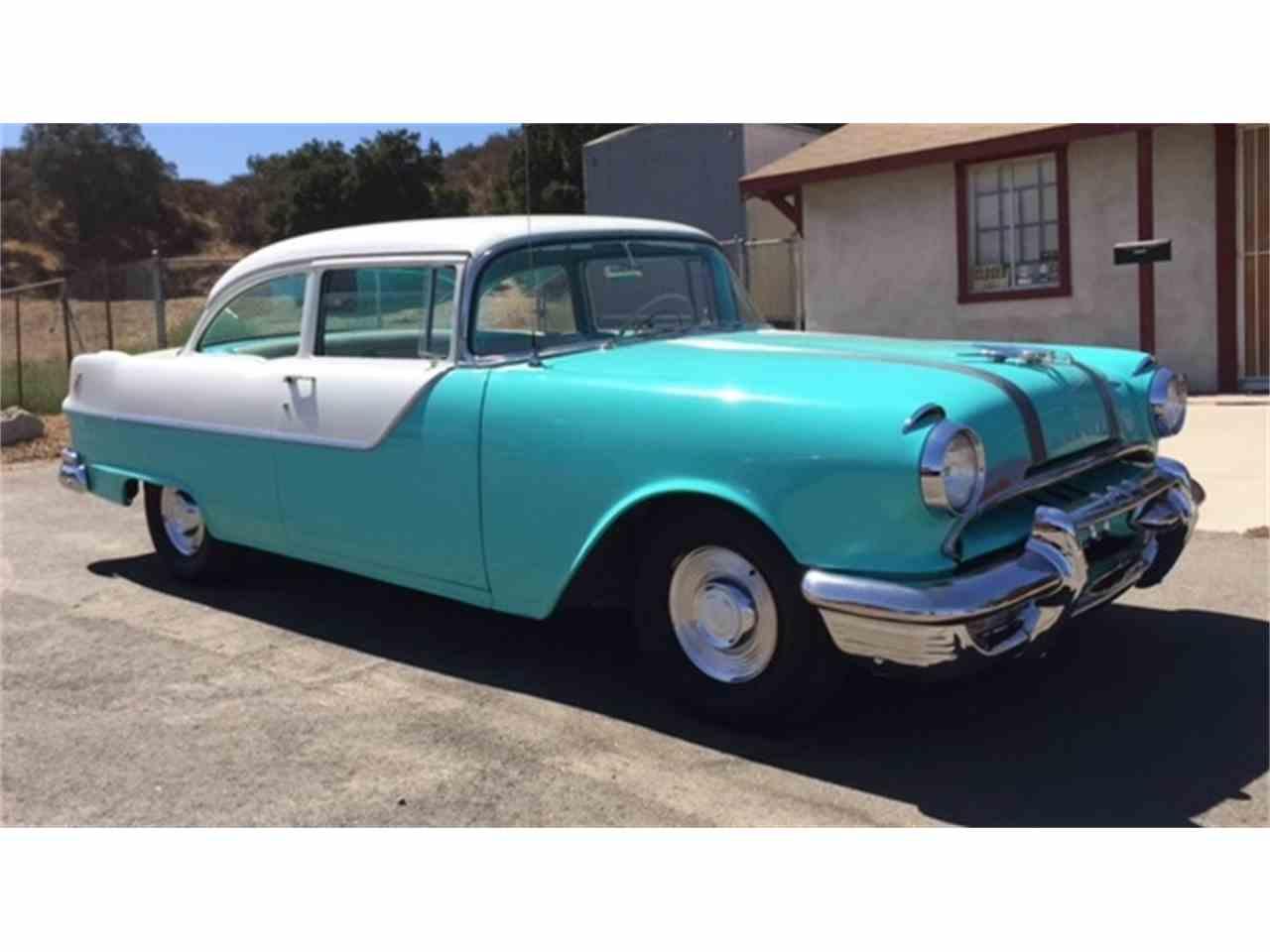 1955 pontiac chieftain for sale cc 939962 for 1955 pontiac chieftain 4 door