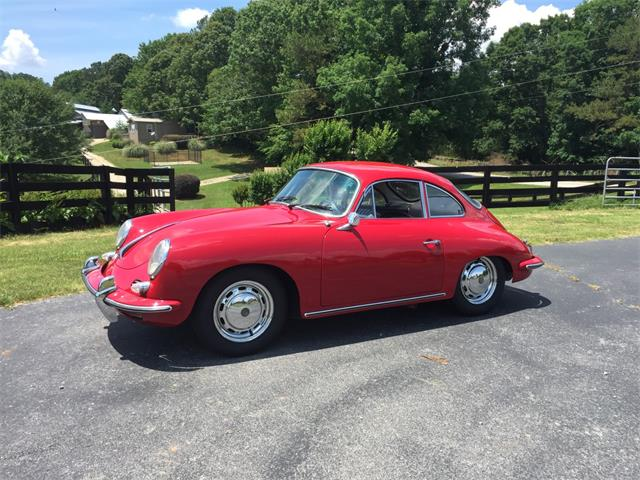 1965 Porsche 356SC   939965