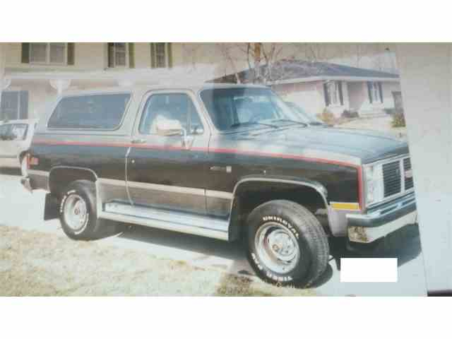 1986 GMC Jimmy | 939972