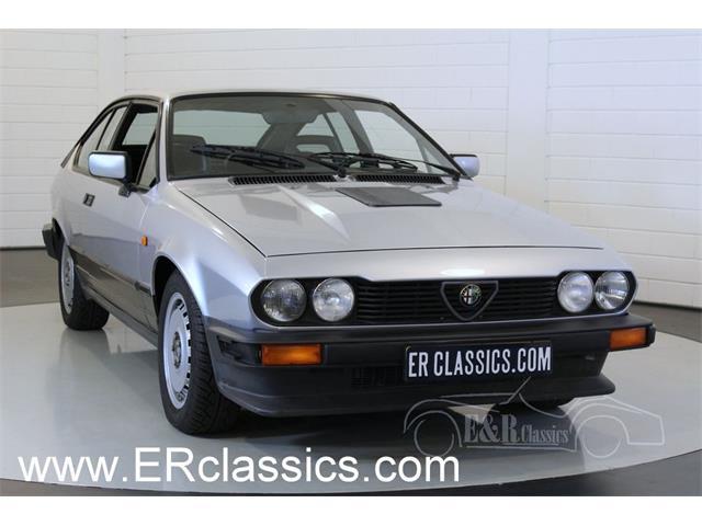 1985 Alfa Romeo GTV6   939977