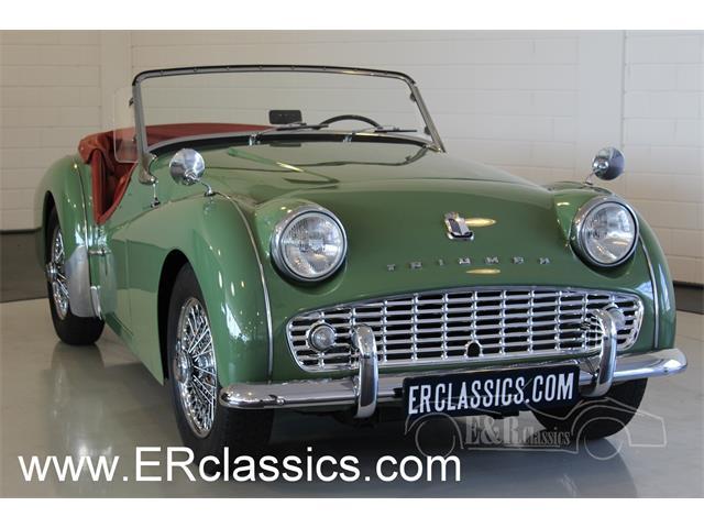1959 Triumph TR3A | 939979