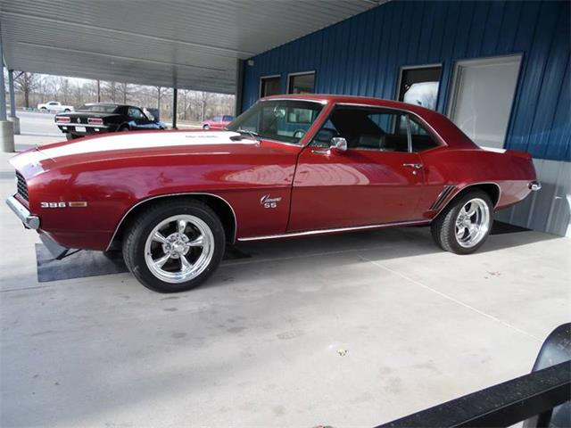 1969 Chevrolet Camaro | 939987