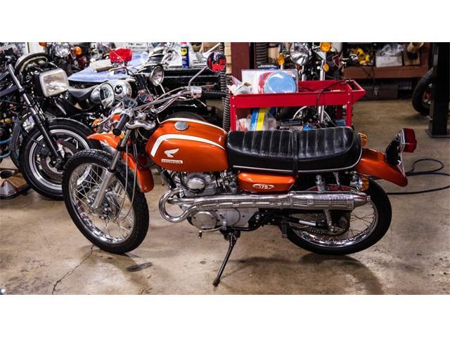 1969 Honda CL175   939992