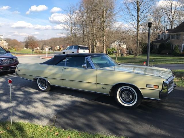 1970 Chrysler 300   939999