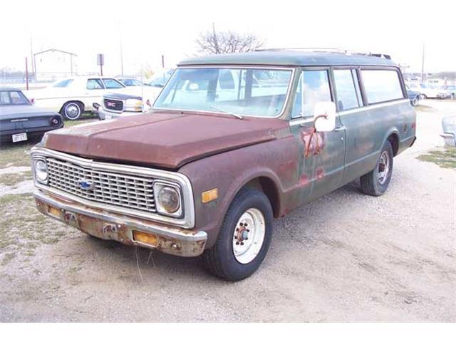 1971 Chevrolet Suburban | 940001