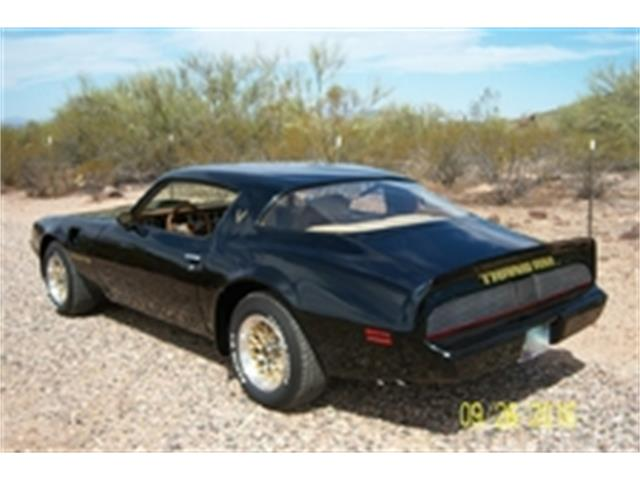 1979 Pontiac Firebird Trans Am | 940100
