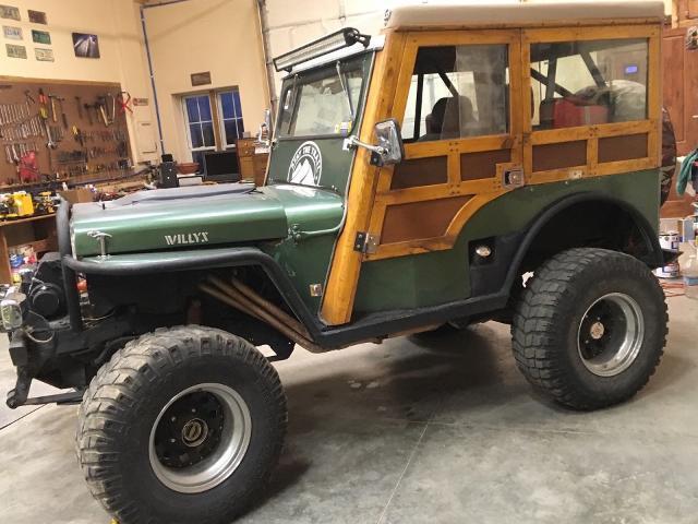1946 Jeep Comanche | 941000