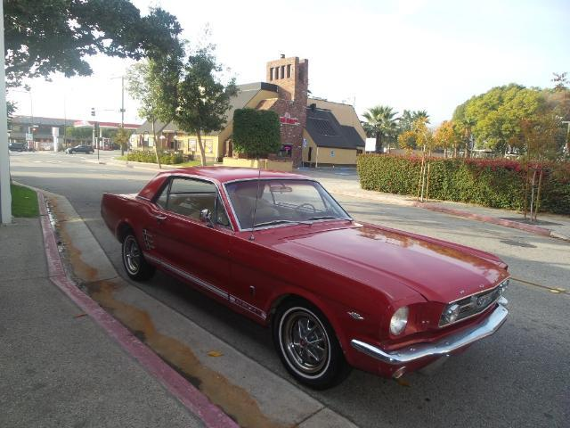 1966 Ford Mustang | 941003