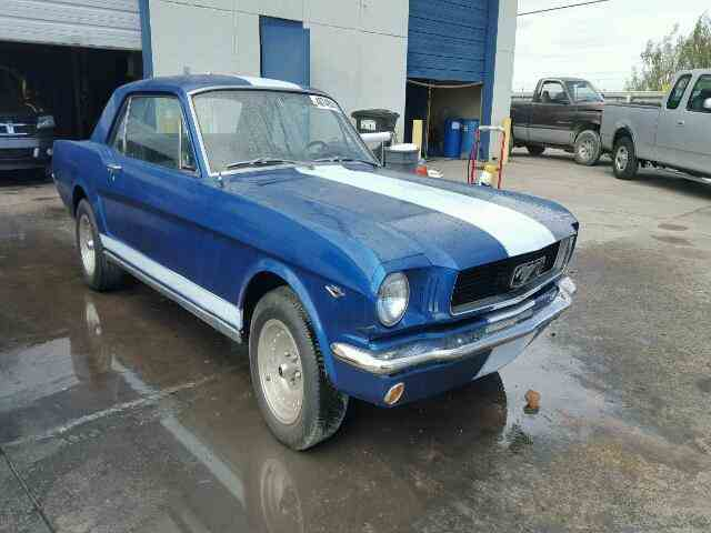 1966 Ford Mustang | 941018