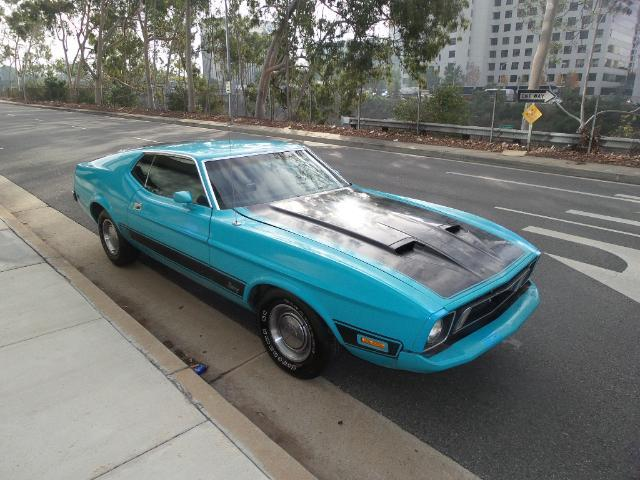 1973 Ford Mustang | 941042