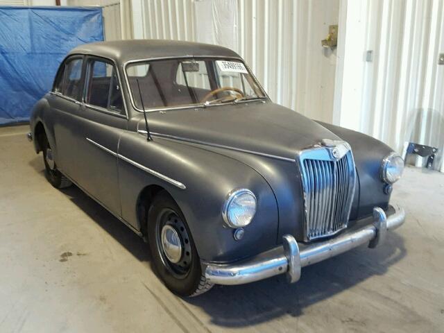 1958 MG ALL MODELS | 941045