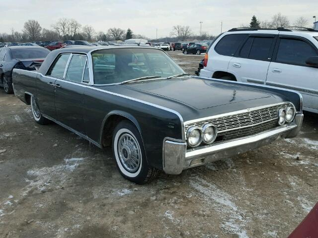 1962 Lincoln Continental | 941058