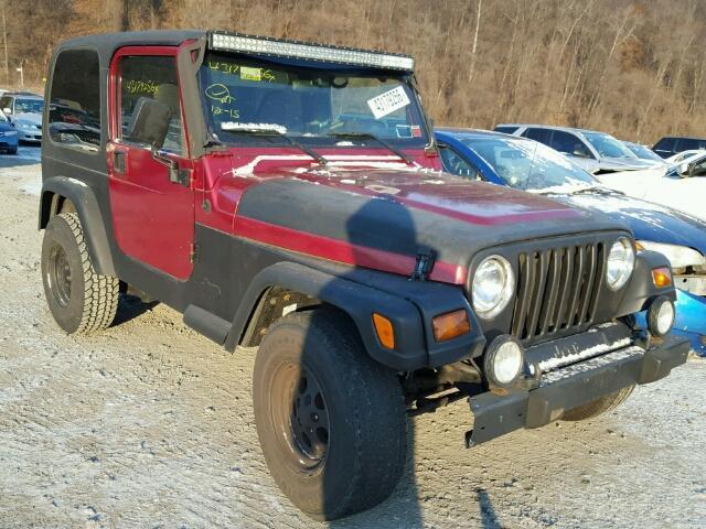 1998 Jeep Wrangler | 941076