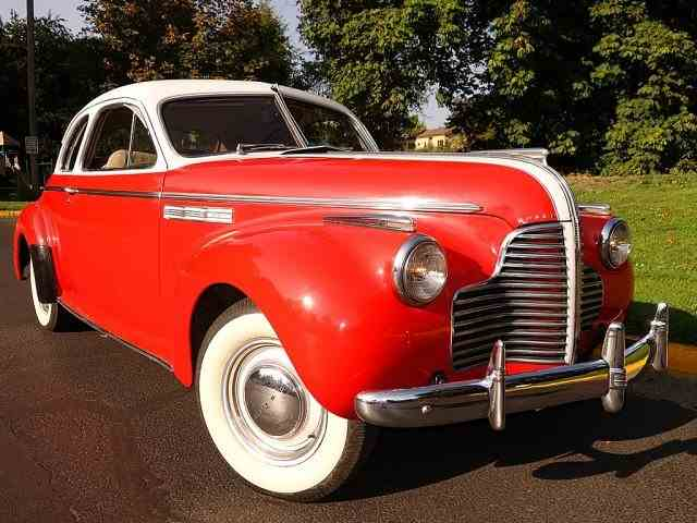 1940 Buick 2-Dr Coupe | 940011