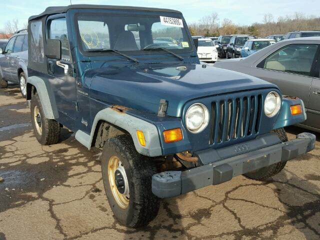 1998 Jeep Wrangler | 941100