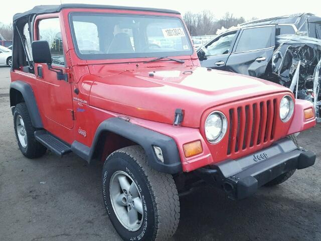1998 Jeep Wrangler | 941102