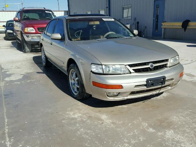 1999 Nissan Maxima   941132