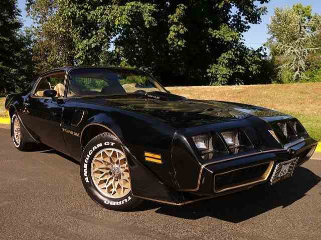 1981 Pontiac Firebird Trans Am | 940012