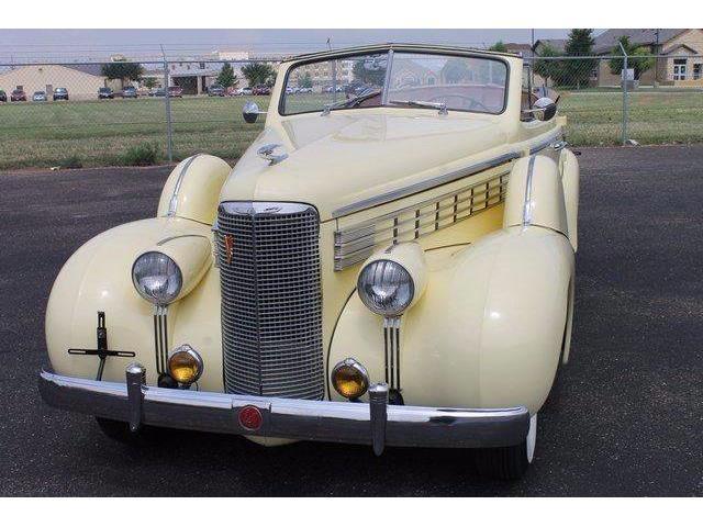 1938 LaSalle 50 | 941243