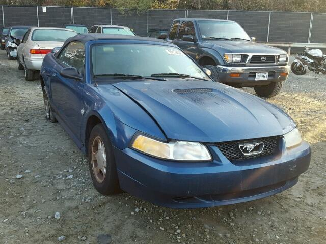 1999 Ford Mustang | 941261