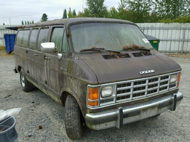 1992 Dodge Ram Van   941272