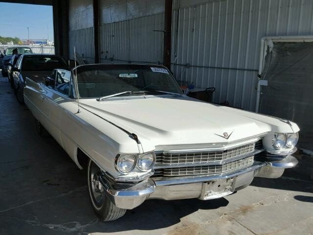 1963 CADILLAC ALL OTHER | 941293