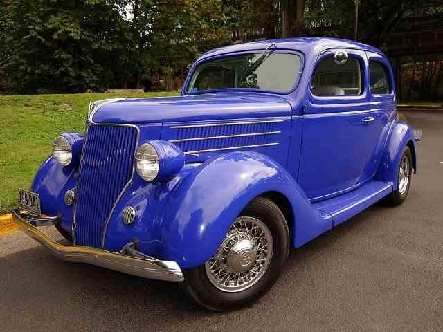 1936 Ford 2-Dr Sedan | 940013