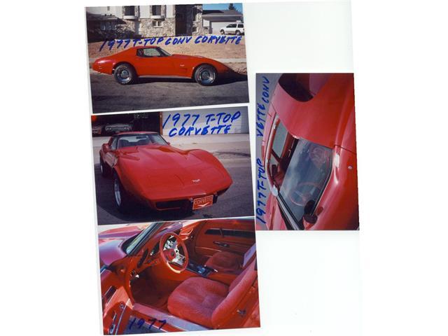 1977 Chevrolet Corvette | 940130