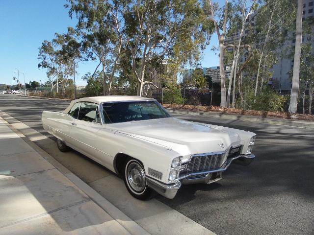 1968 Cadillac DeVille | 941310