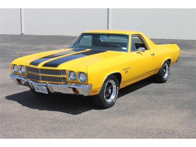1970 Chevrolet El Camino | 941315