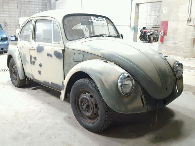 1969 Volkswagen Beetle | 941318