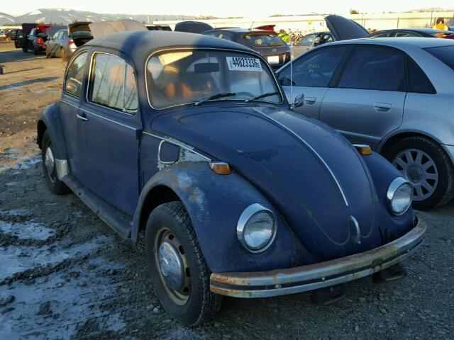 1969 Volkswagen Beetle | 941321