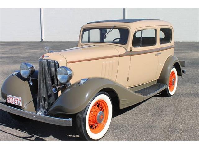 1933 Pontiac 1000 | 941332
