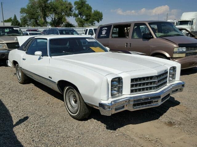 1976 Chevrolet Monte Carlo | 941349