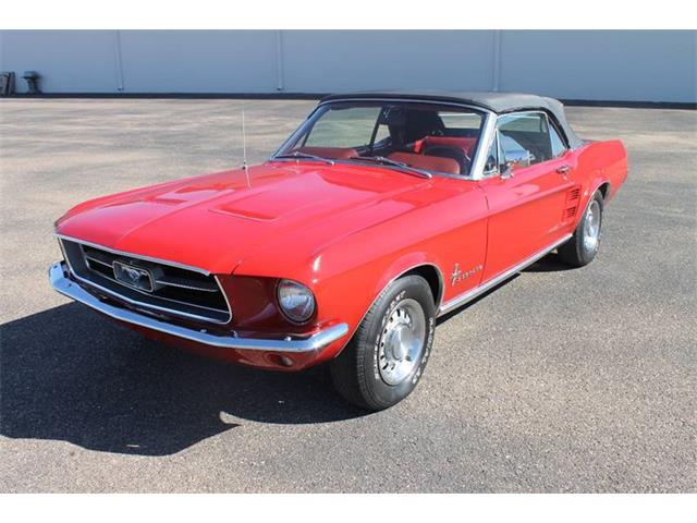 1967 Ford Mustang | 941355