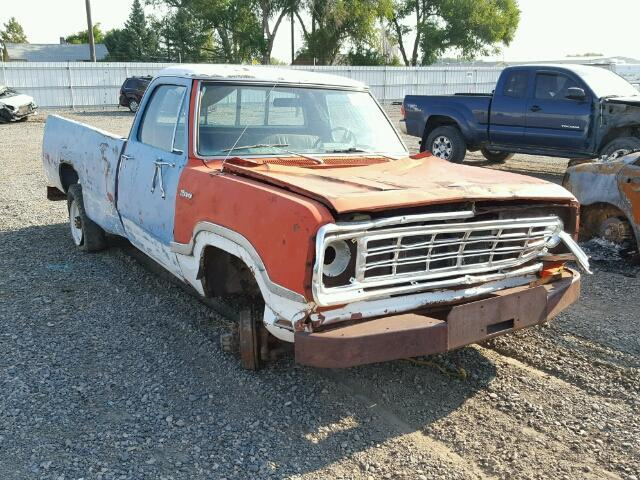 1978 DODGE ALL OTHER | 941369