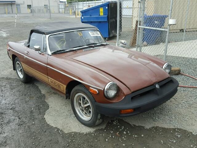 1979 MG ALL MODELS   941376
