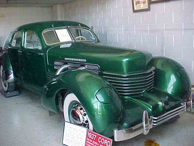 1937 Cord Beverly | 940138