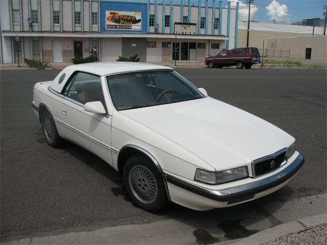 1990 Chrysler TC by Maserati | 940139