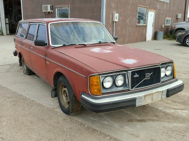 1980 Volvo 240 | 941391