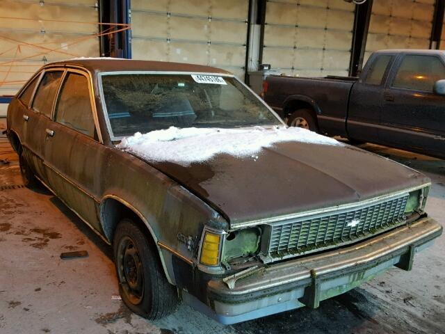 1980 CHEVROLET ALL OTHER   941398