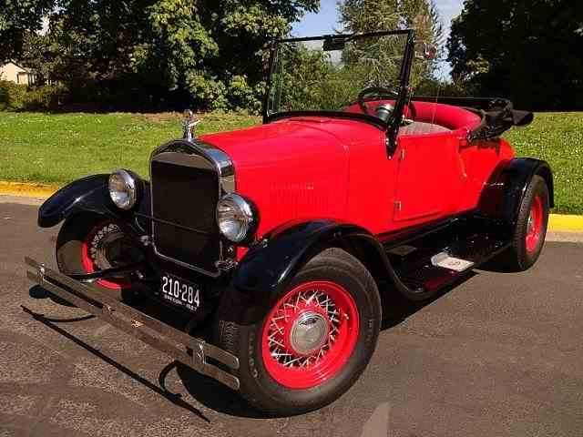 1927 Ford 2 Door Roadster | 940014